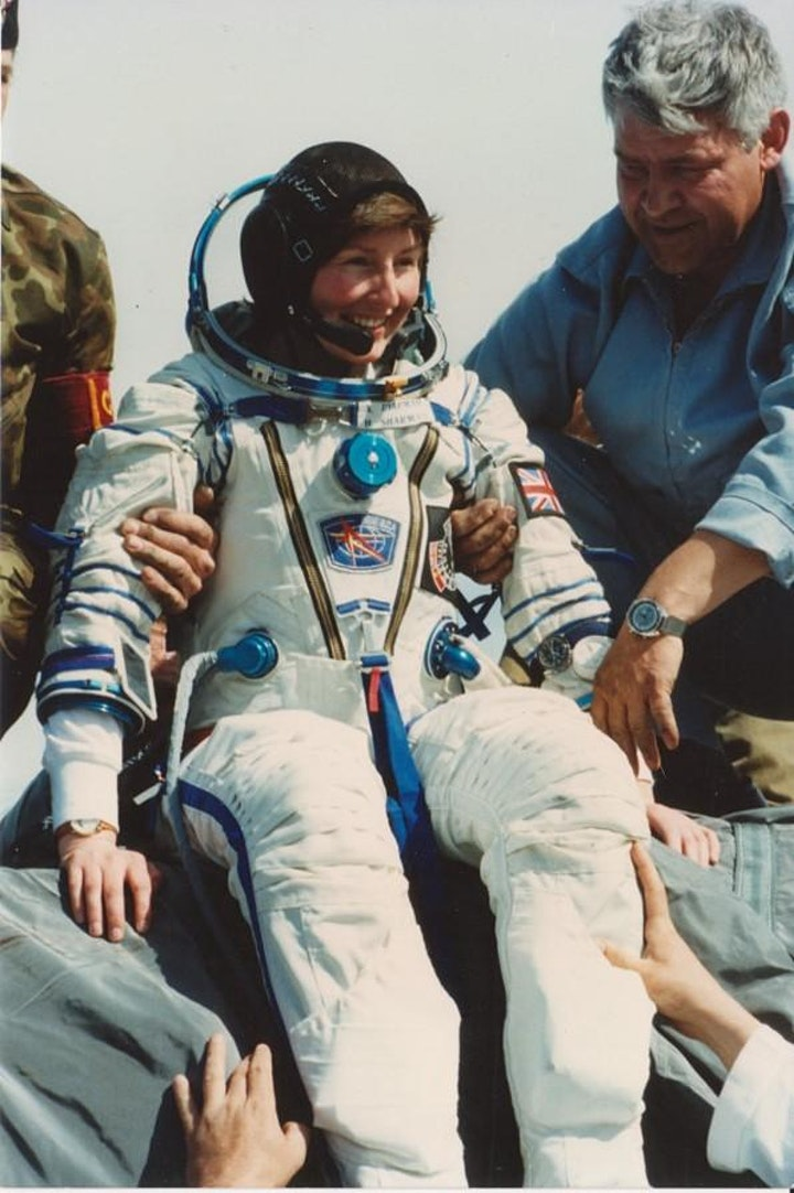 The First British Astronaut - Helen Sharman CMG OBE Is Coming To LJMU image