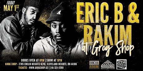 Eric B & Rakim tickets