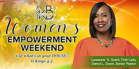 KBCI Women's Empowerment Weekend 2020 tickets