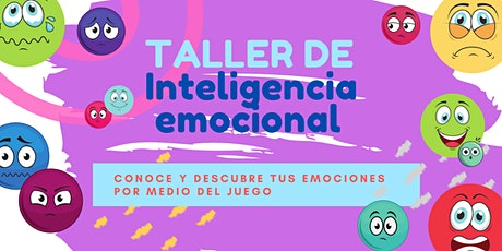 TALLER DE INTELIGENCIA EMOCIONAL KIDS tickets