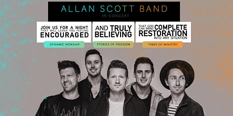 Allan Scott Band tickets