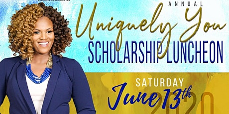 """ProJect Me """"Uniquely You"""" Scholarship Fundraiser Luncheon tickets"""