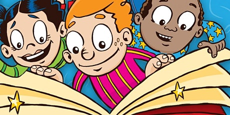 Spring into Storytime: Stories for 4-7 year olds tickets