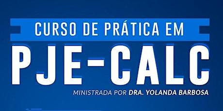 CURSO DE PRÁTICA EM PJE-CALC ingressos