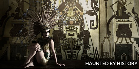 Exclusive Aztec Hotel Tour with Haunted by History tickets