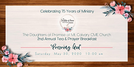 Daughters of Promise Tea & Prayer Breakfast tickets