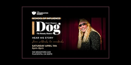 The Congregation Presents Dog The Bounty Hunter tickets