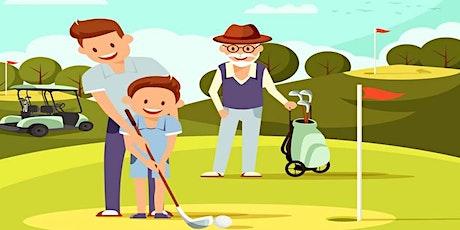 """Golf Schnuppern  """"Tag der offenen Tür""""  - mit Kind, mit Hund, mit Ruhe Tickets"""