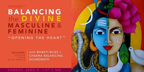TBD • Balancing the Divine Masculine & Feminine - Bhakti Yoga + Soundbath tickets