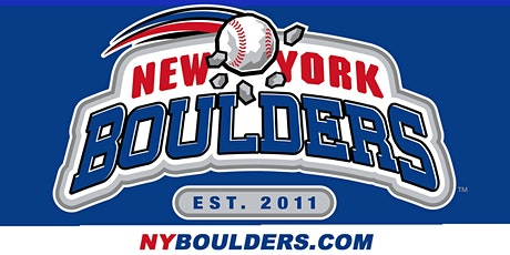 Washingtonville Little League Night at the New York Boulders tickets