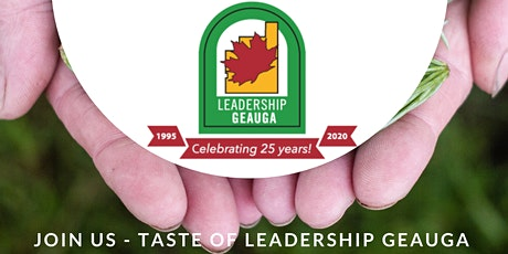 Taste of Leadership Geauga- Class of 2021 Information Open House  tickets