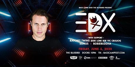 EDX at The Bluebird tickets