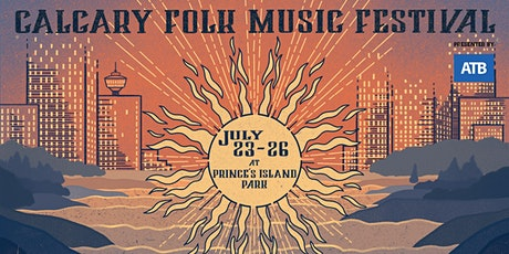 CANCELLED - 41st Annual Calgary Folk Music Festival tickets