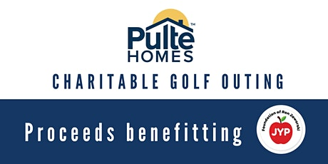 2020 Pulte Homes Charity Golf Tournament / Jaws Youth Playbook tickets