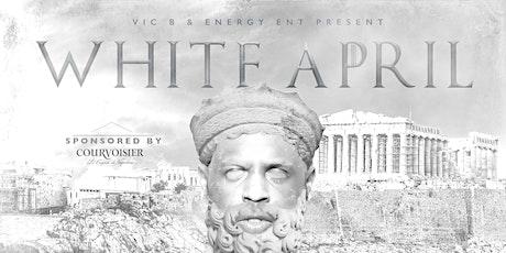 #WhiteApril DC tickets