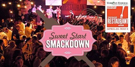 Sweet Start Smackdown tickets