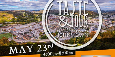 Taste & Tour 2020 - Rediscover Downtown Johnstown tickets