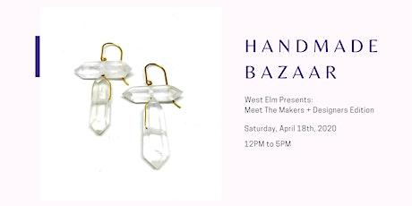 Handmade Bazaar tickets