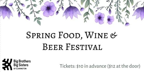 Spring Food, Wine & Beer Festival 2020 tickets