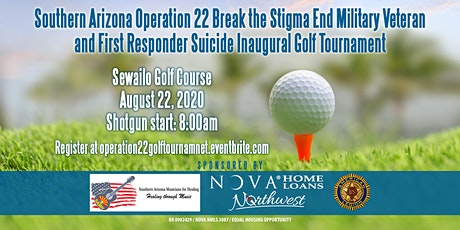 Southern Arizona Operation 22 Break the Stigma Inaugural Golf Tournament tickets
