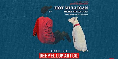 Hot Mulligan at Deep Ellum Art Co. tickets