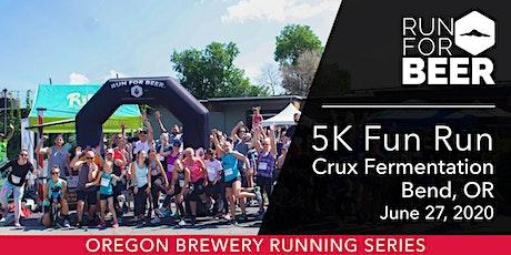 Crux Fermentation Project 5k Fun Run tickets