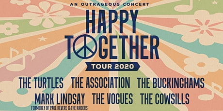 Happy Together Tour 2020 tickets