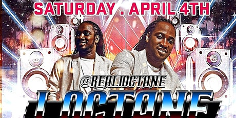 The HITMAKER from Jamaica @realioctane live @lobst tickets