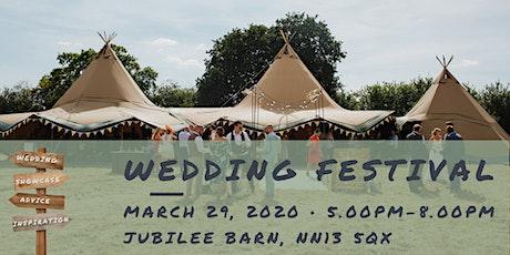 Wedding Festival tickets