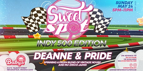 SWEET SPOT: INDY 500 EDITION tickets