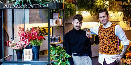 Bouquets to Art 2020: Putnam and Putnam tickets