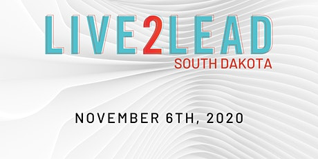 Live2Lead: South Dakota tickets