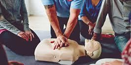 BLS and Basic First Aid - TRAIN THE TRAINER for TEACHERs tickets