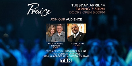 POSTPONED! Houston, TX - Kurt Carr with Matt & Laurie  tickets