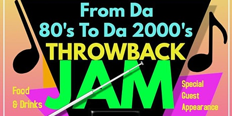 The Po-Girl$ Presents: FROM DA 80s TO DA 2000s THROWBACK JAM!!!!! tickets