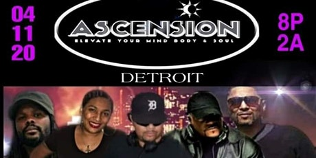 Ascension Detroit tickets