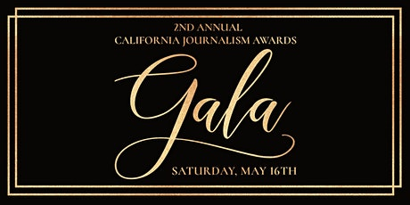 CNPA California Journalism Awards Gala tickets