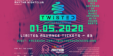 Twisted House Sessions tickets