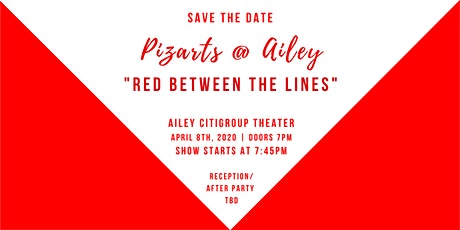 """RED BETWEEN THE LINES"" tickets"