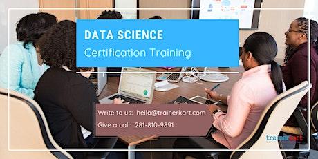 Data Science 4 day classroom Training in Waskaganish, PE tickets
