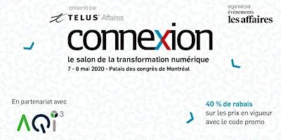 Salon Connexion - Événements Les Affaires