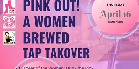 PINK OUT! Women's Beer Collabs tickets