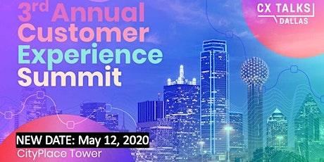CX Talks Dallas: 3rd Annual Customer Experience Summit tickets