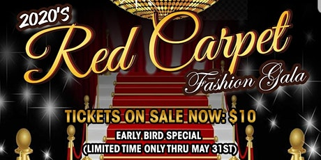 HHIM's 2020 RED CARPET FASHION GALA  tickets
