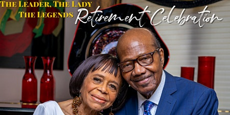 The Leader, The Lady, The Legends tickets