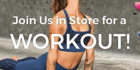 Fabletics Tampa FREE Yoga Flow Class tickets
