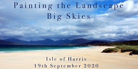 Painting the Landscape- Big Skies Masterclass tickets