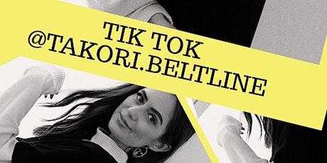TIK TOK @TAKORI.BELTINE tickets