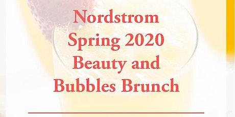 Nordstrom Spring 2020  Beauty & Bubbles Brunch tickets