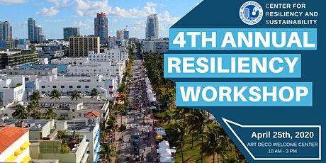 Historic Properties Resiliency Workshop: 4th Annual tickets
